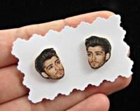 zayn malik earrings one direction earrings one direction