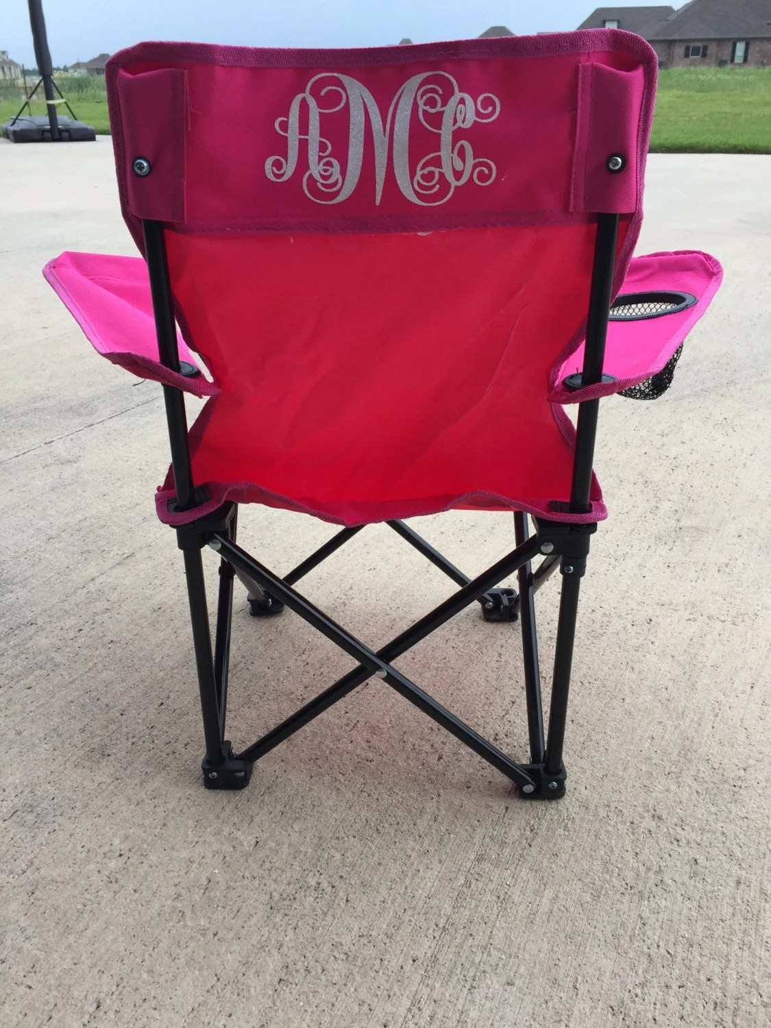 Monogram Chair Toddler Monogram Folding Chair By Lapetitepartypapers On Etsy