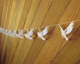 Paper Birds Etsy