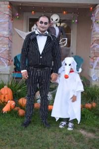 Nightmare Before Xmas Dog Zero costume Halloween Zero Dog