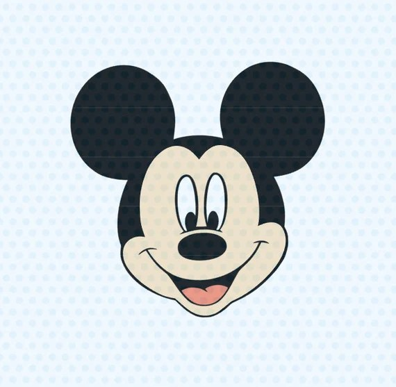 Download Mickey Mouse SVG Mickey Mouse Head SVG SVG Files Mickey