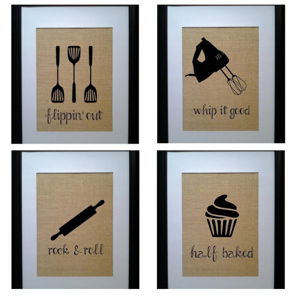 Pick 4 Kitchen Wall Decor Kitchen Sign Kitchen by