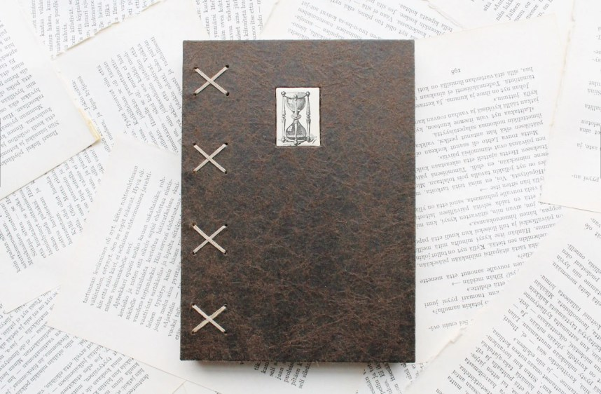 Large Hardcover Journal w...