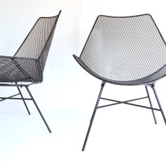 Metal Outdoor Chair Bobby Knight Throws Modernist Wire Patio Chairs Garden