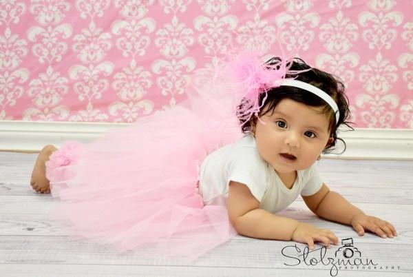 Pink Baby Toddler Tutu Girl Light Ballet