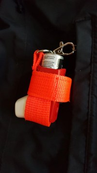 Inhaler Case Asthma Inhaler Holder Keychain Kids Jogging