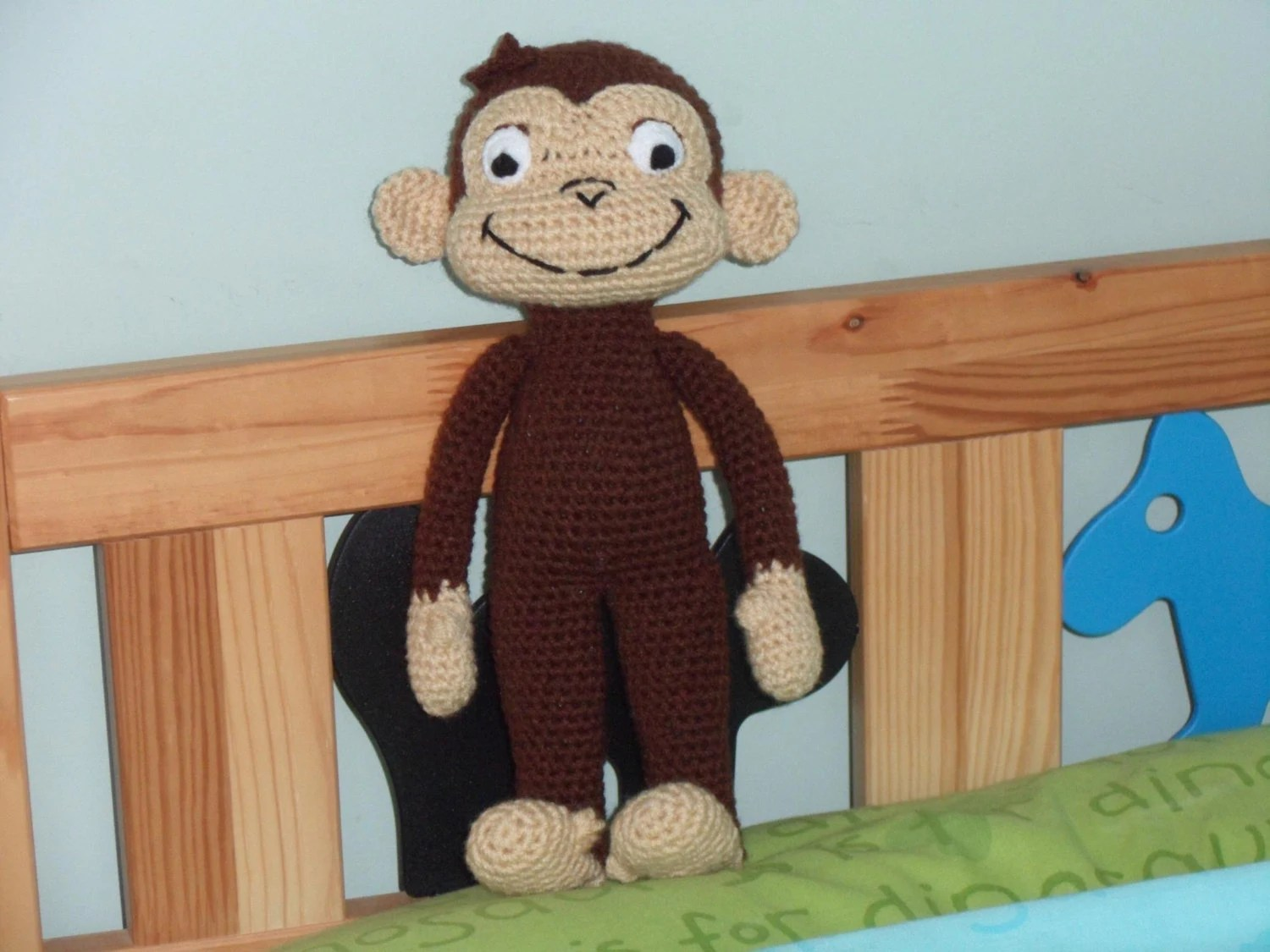 Curious George Monkey