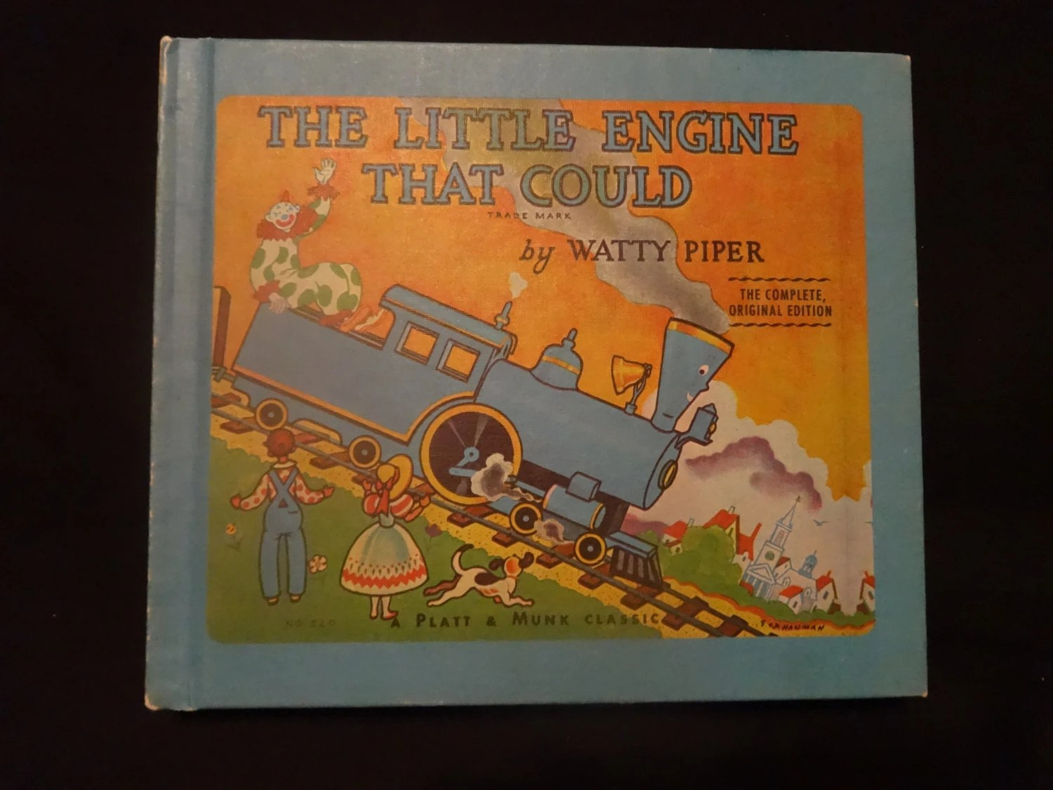 The Little Engine That Could By Watty Piper Circa