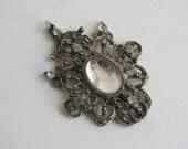Vintage Gothic pendant, V...
