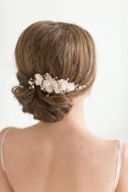 bridal hair comb wedding headpiece