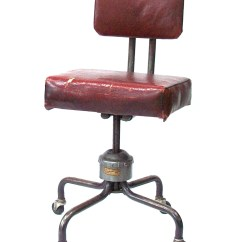 The Posture Chair Grey Covers Wedding Vintage Industrial Sturgis Co