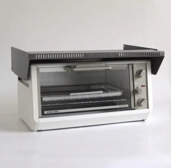 Black  Decker Toaster Oven Spacemaker TR200 TY1 Under Cabinet