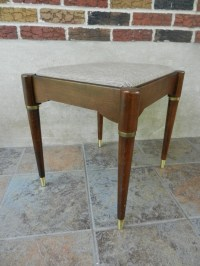 Singer Sewing Stool Seat Chair Vanity Seat Storage Seat