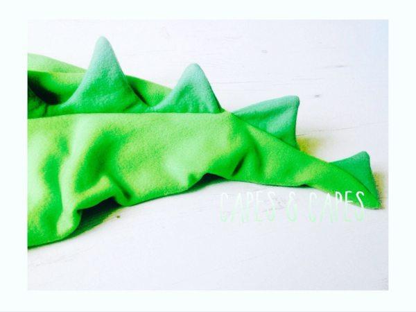 Child Fleece Blanket Dinosaur Dragon Tail