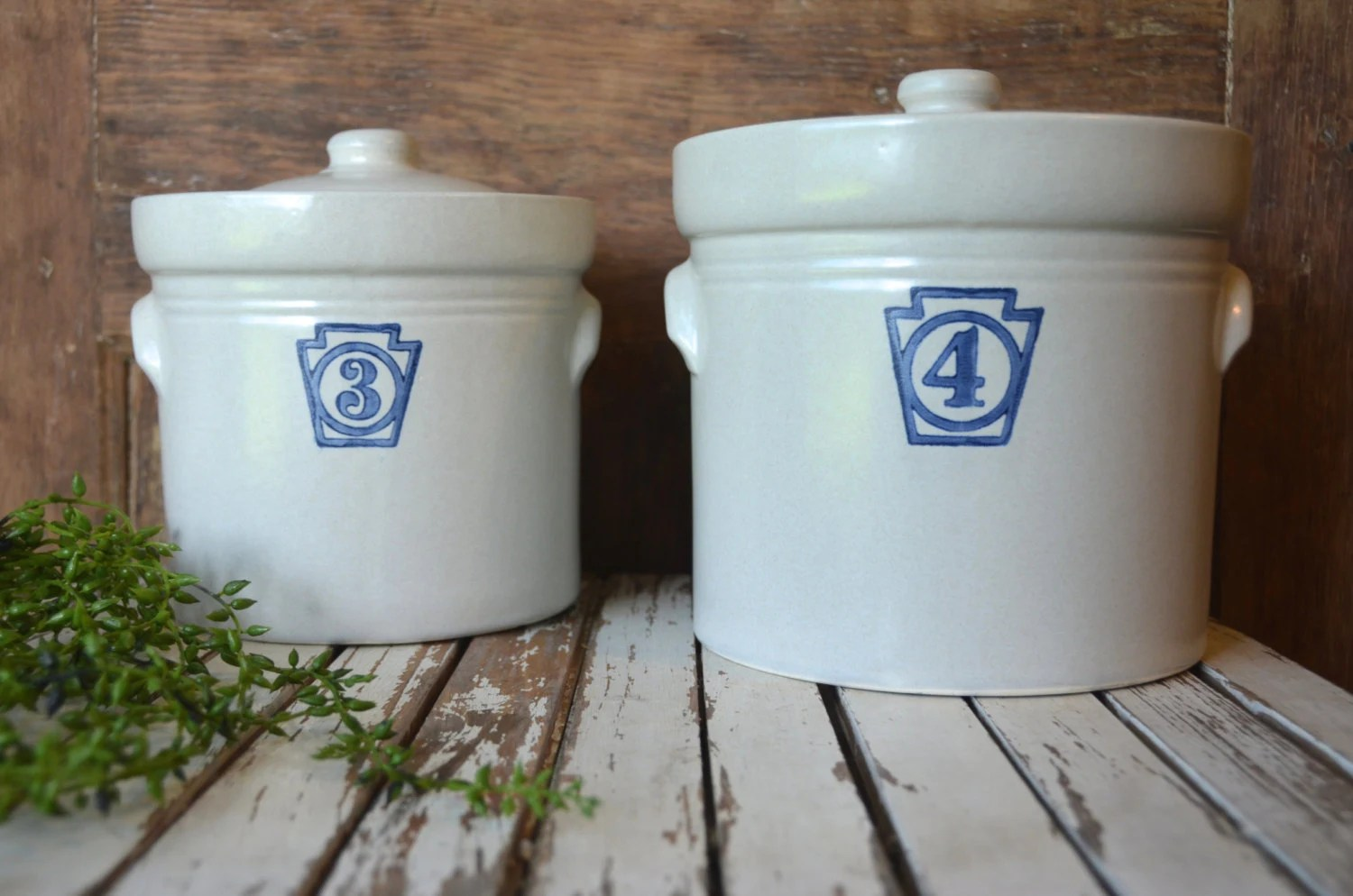 Unique kitchen canisters related items  Etsy