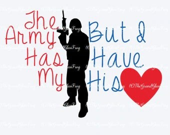 Download Military wives svg   Etsy