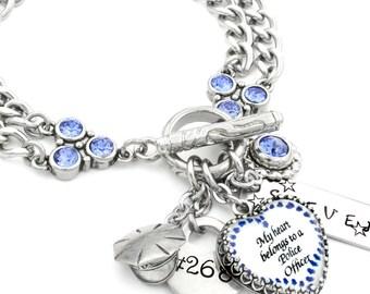 Mom's Birthstone Jewelry Custom Mother's by BlackberryDesigns