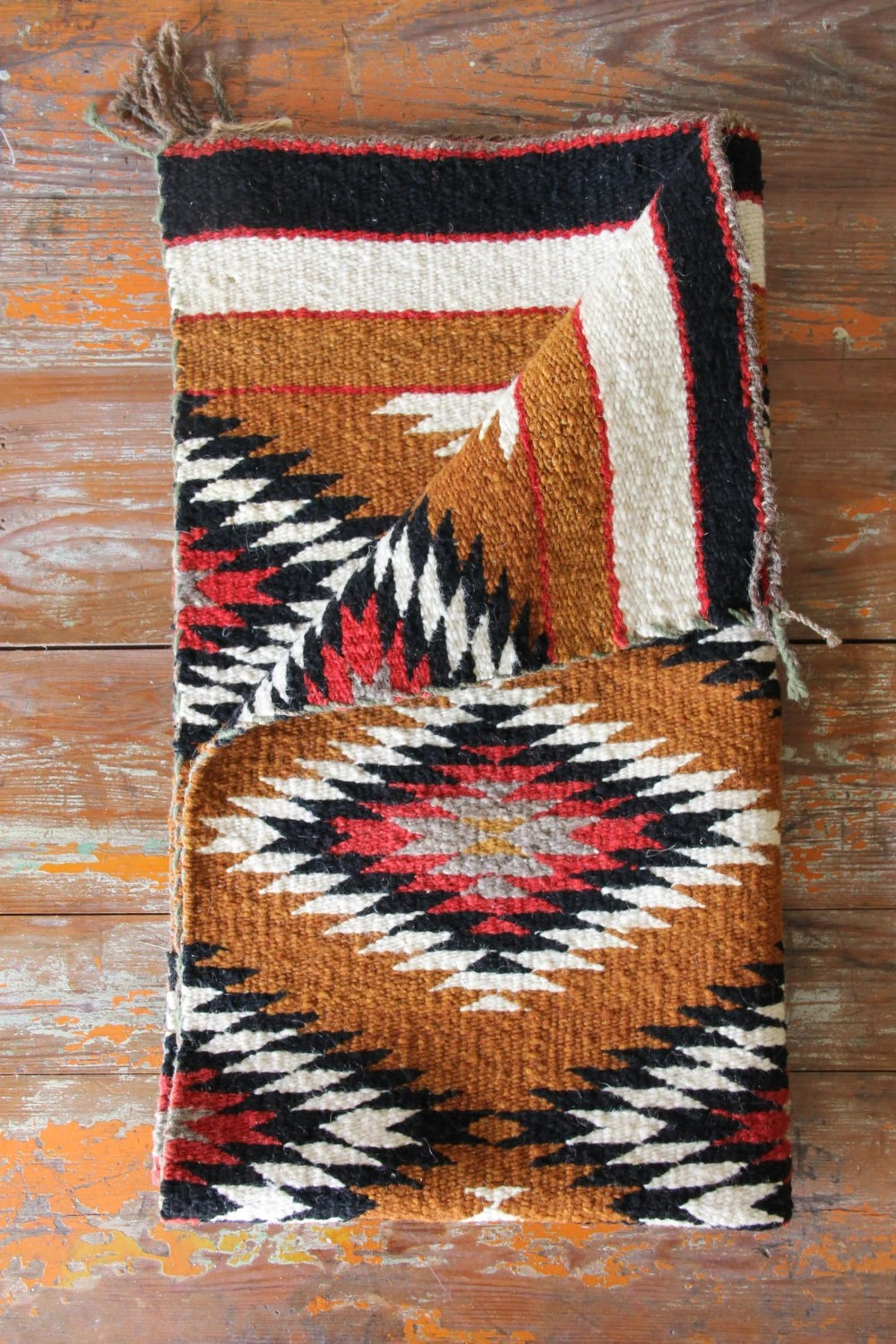 Vintage Navajo Rug On Sale