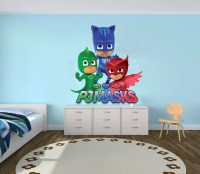 Cartoons Baby Boy Room Nursery Mural Wall Decal Sticker For