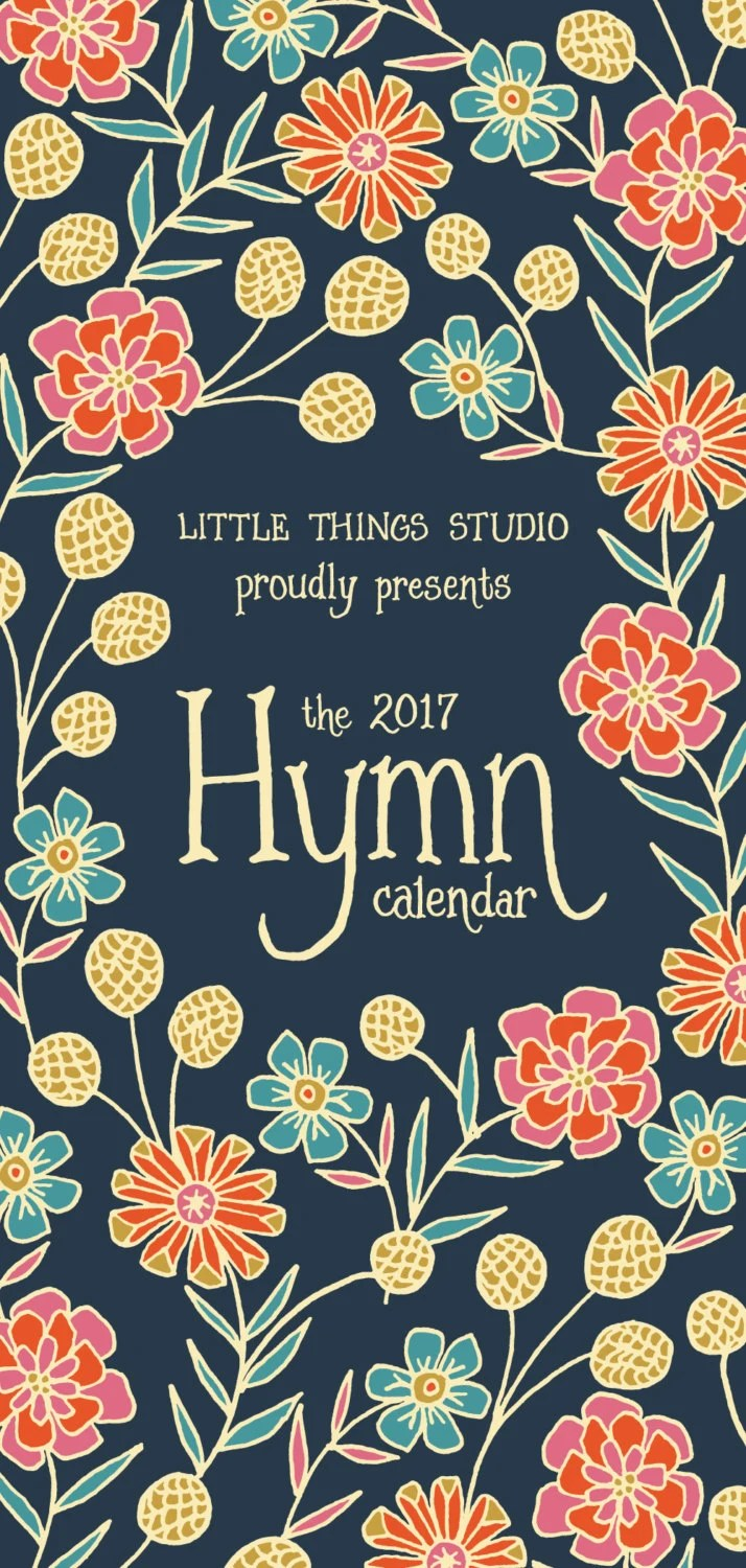50% off 2017 Floral Hymn ...