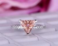 Trillion wedding set | Etsy