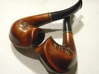 Pipe PersonalizedWedding gift Engraved Wooden Pipe Tobacco