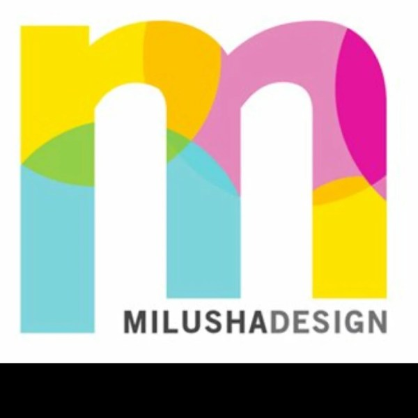 Graphic Art Prints Whimsical And Colourful Milushadesign