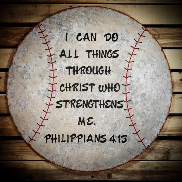 Philippians 4 13 Baseball Wallpaper Year Of Clean Water