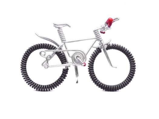 Bicycle Cake Topper, Mini...