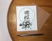 Flamenco - Original Ink D...