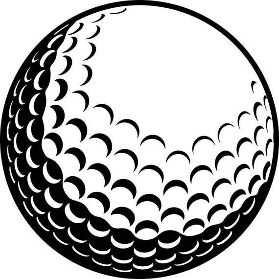 Golf Ball 2 Tournament Clubs Iron Wood Golfer Golfing Sport