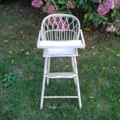 Baby Bamboo Chair Hon Big And Tall Office Chairs Wicker Doll High Furniture Toy