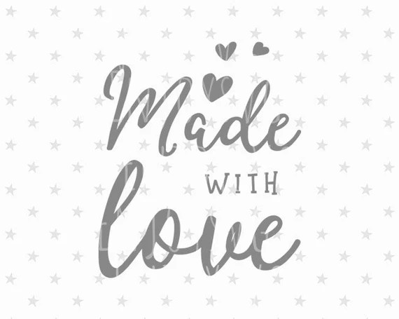 Download Made with love svg File New Baby svg Made with love svg Baby