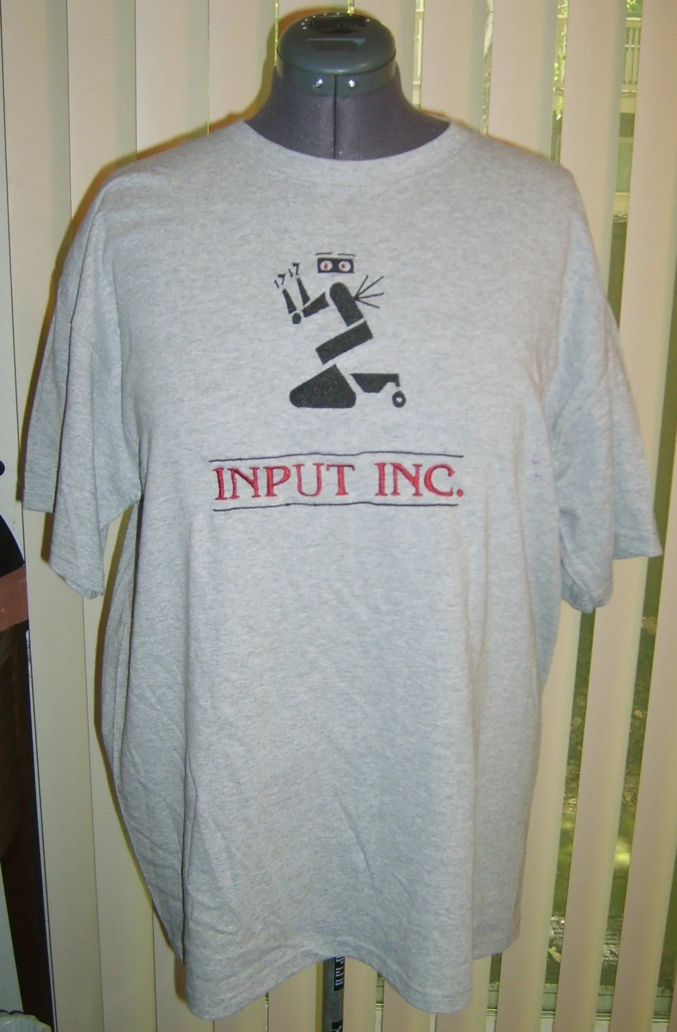 Input Inc Shirt Short Circuit By Neithersparky On Etsy