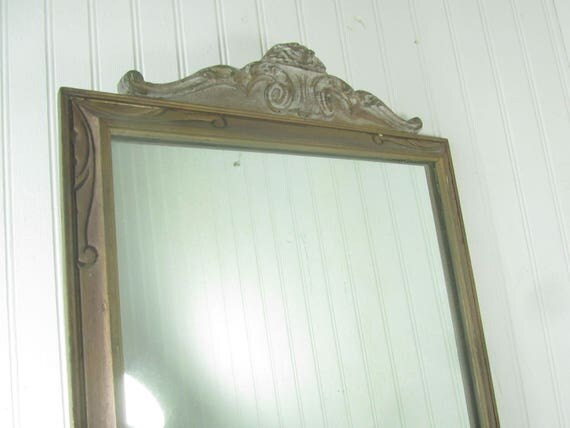 Antique Mirror Vintage Mirror Antique Frame Wood Frame