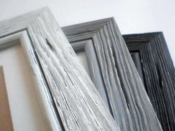 Frames 12x16 Distressed Frame Wood