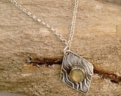 Handcrafted Silver Labrad...