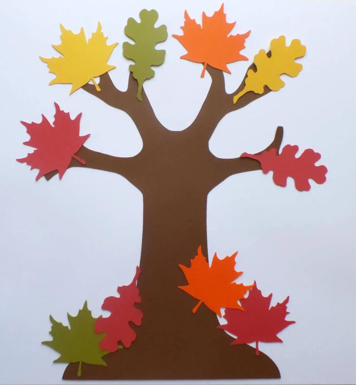 Diy Thankful Tree Craft Kit Thanksgiving Kids Crafts