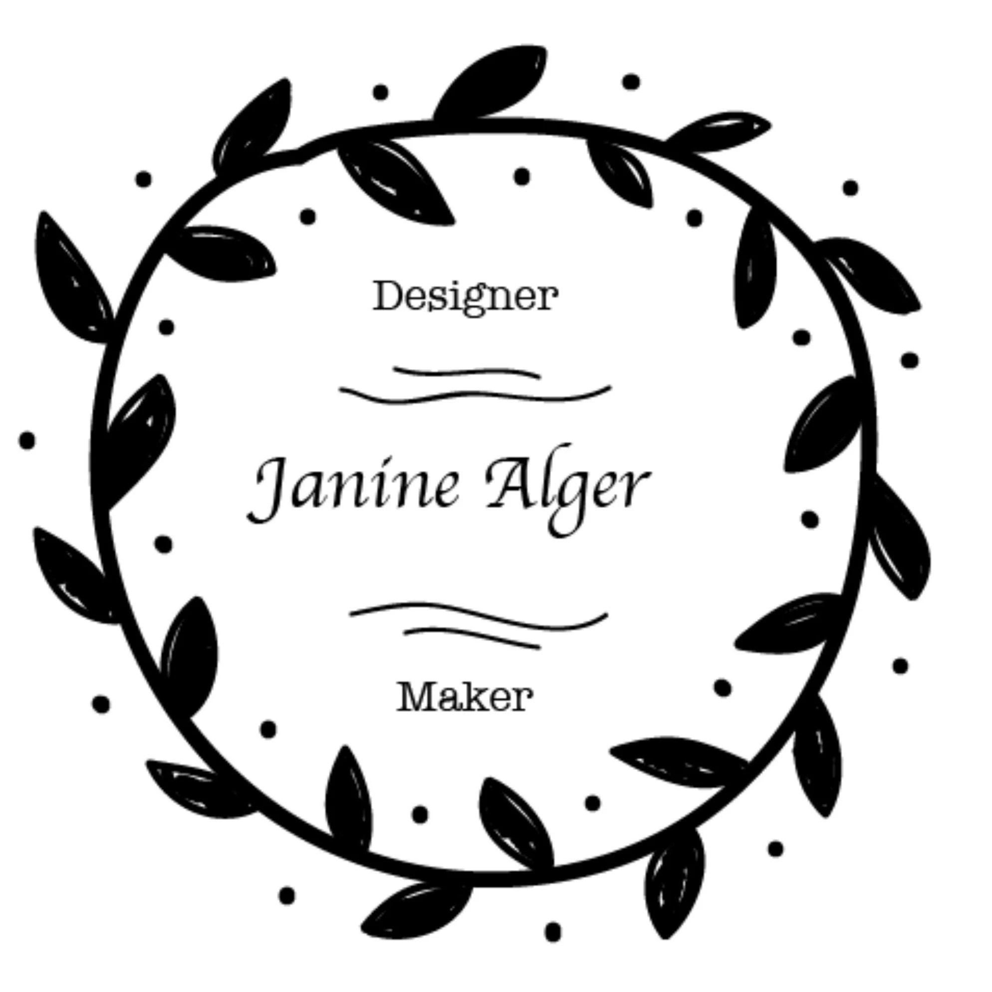 Handmade gifts for the home and nursery. by JanineAlgerDesign