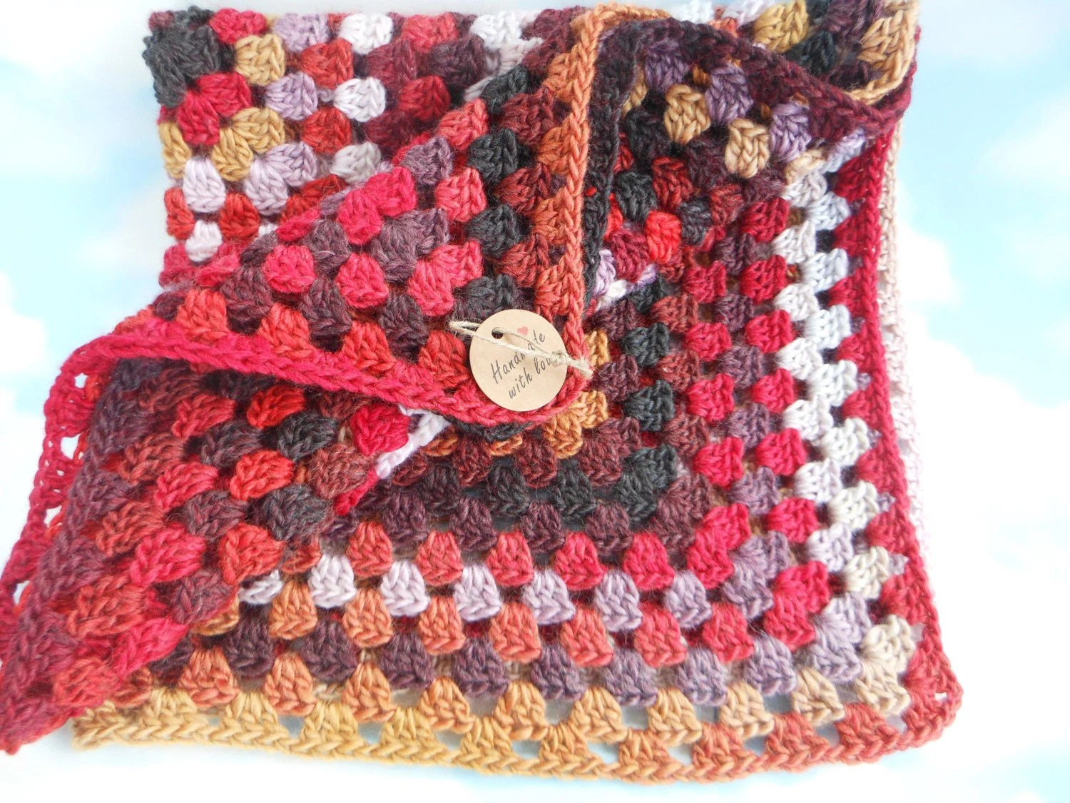 wheelchair blanket dining chair steel buy crochet throw accessories gifts for