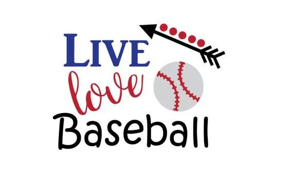Download Live Love Baseball SVG, Baseball svg, Baseball cut file ...