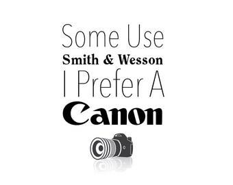 Items similar to Canon Camera Illustration on Etsy