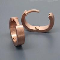 18 gauge earrings 18G hoop earrings cartilage gauged hoop