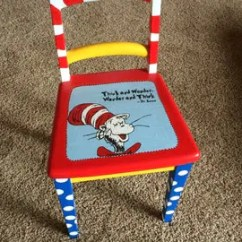 Dr Seuss Chair Childrens Chairs With Arms Furniture – Etsy