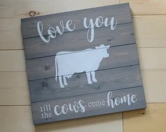 Download Cows come home | Etsy
