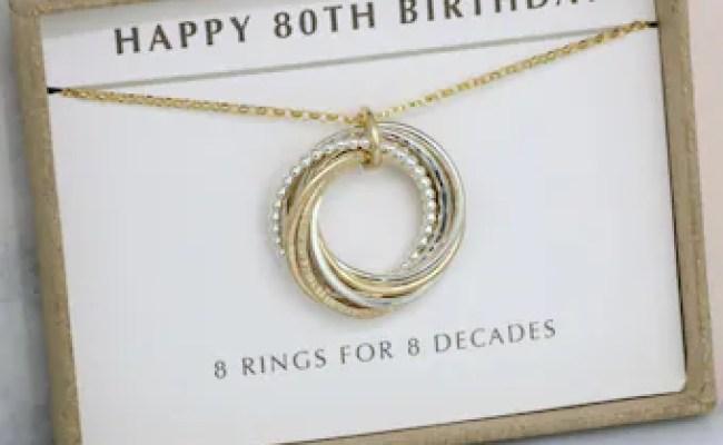 80th Birthday Gift Etsy
