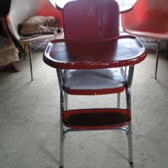 Cosco Baby Chair Barber Philippines High Hamilton Indiana Usa Made Red Vinyl
