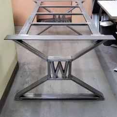 Modern Steel Chair Design Best Hunting Blind Industrial Dining Table Legs With Builded W