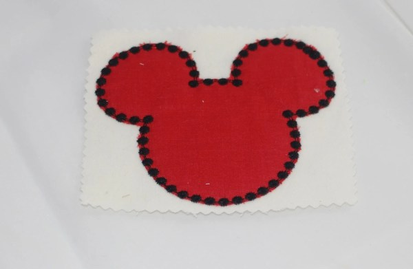Mickey Mouse Embroidery Design Disney Pattysappliques