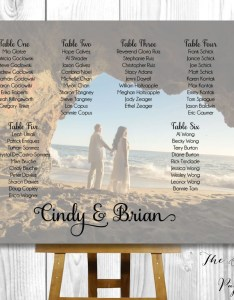 Photo wedding seating chart sign   custom design digital file poster print also rh storeespeciallyp
